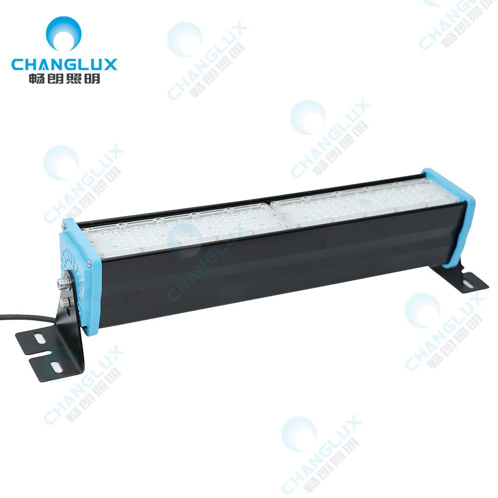 CL-BL-A100新型模块化照明系统线性线槽嵌入式LED连续LED照明
