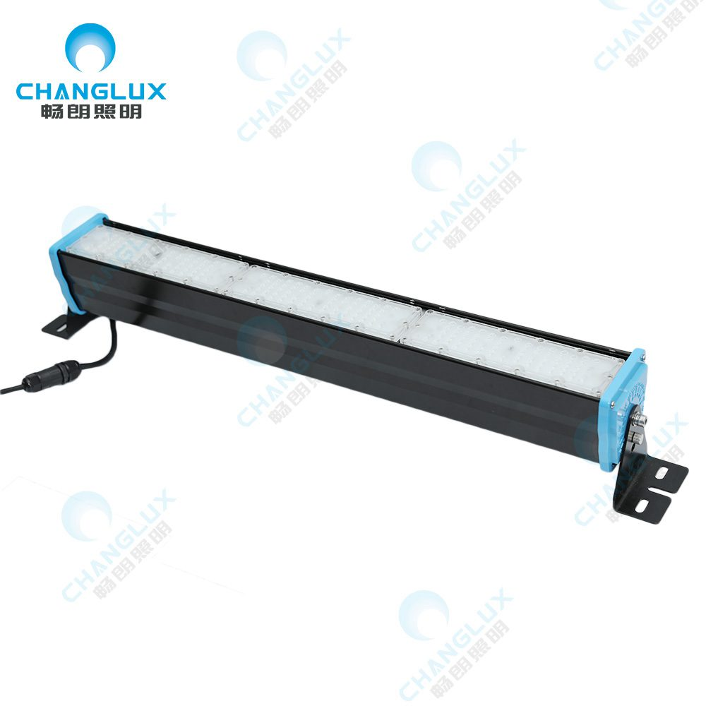 CL-BL-A150中国制造商led像素模块线性灯户外建筑照明