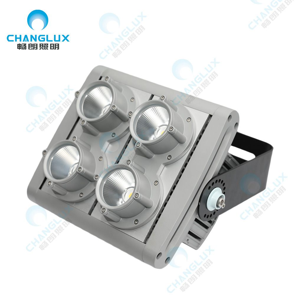 CL-PL-B240大功率室外LED泛光户外照明240瓦反射镜足球场照明