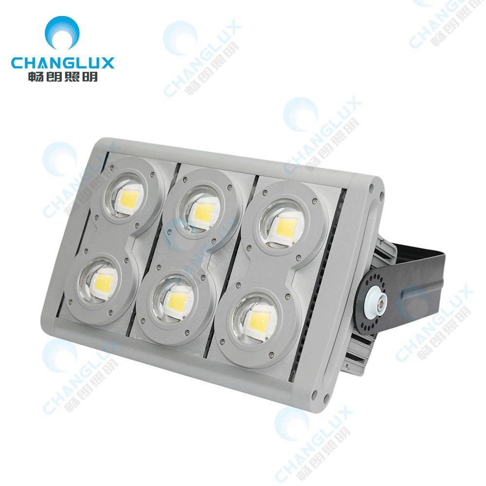 CL-PL-B360户外足球场体育场照明灯150lmw 360-400W瓦30米杆的投光灯