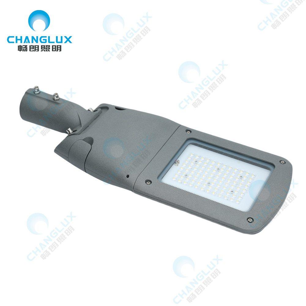 CL-SL-H100专业铝质专利路灯户外80-100w模块化led路灯户外